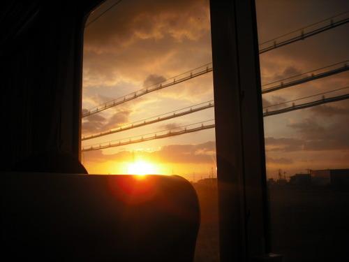 夕日がすきだ
