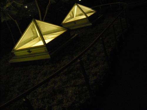 ピラミッドパワーです。